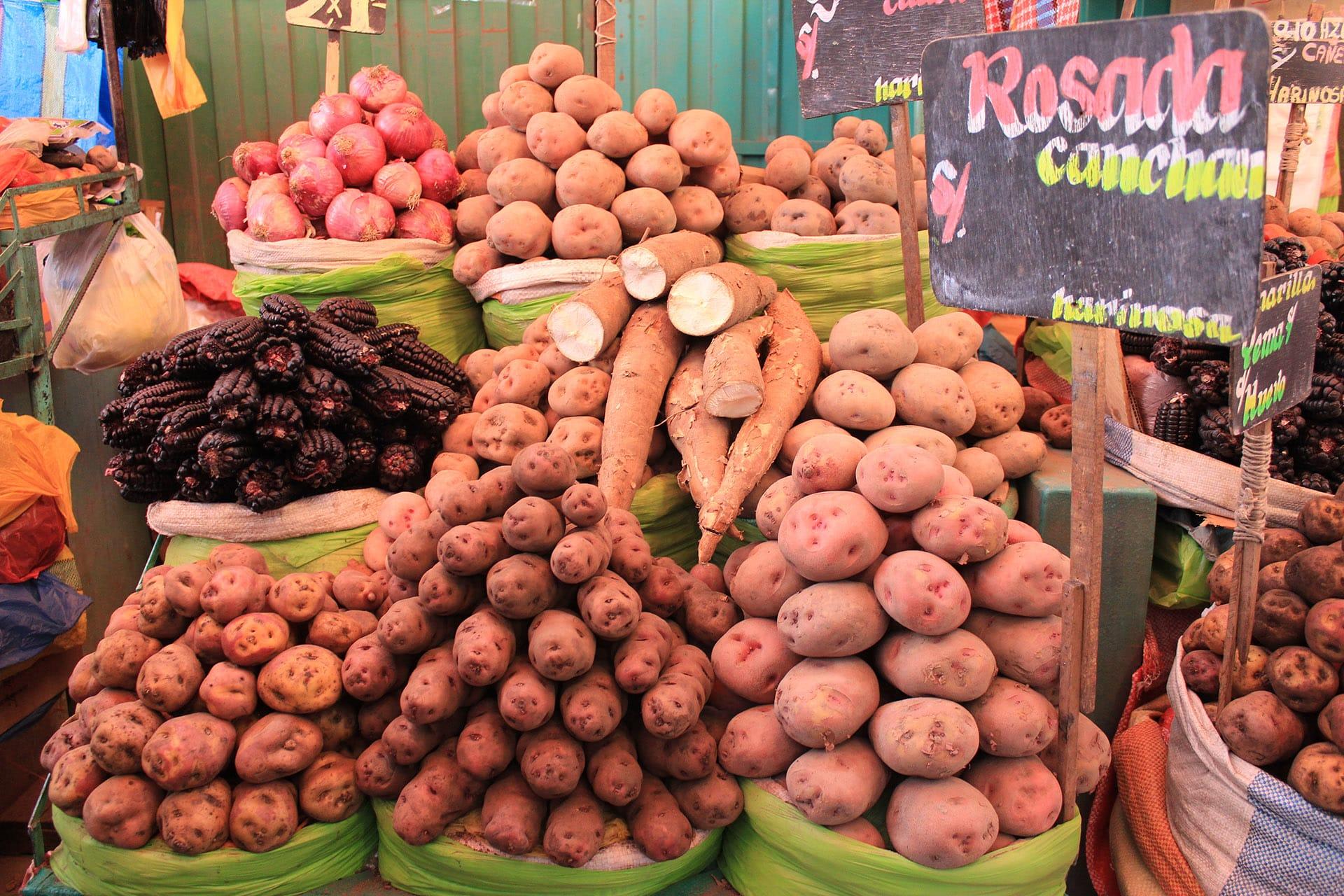Peru mercado
